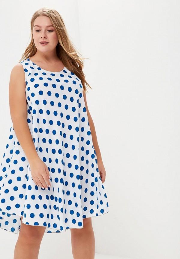 Купить Платье Magwear, MP002XW19E15, белый, Весна-лето 2018