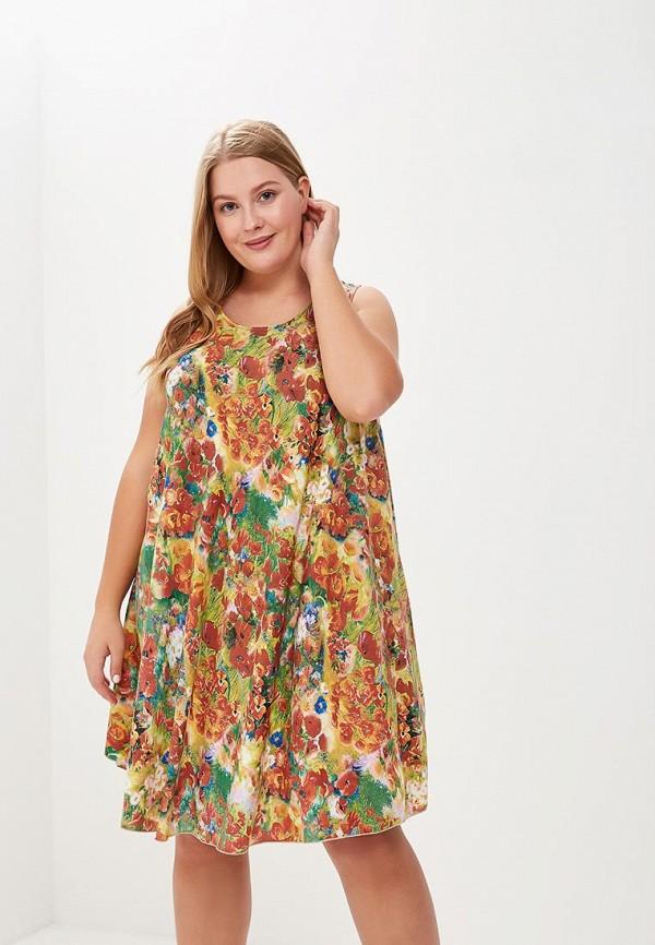 Купить Платье Magwear, MP002XW19E19, разноцветный, Весна-лето 2018