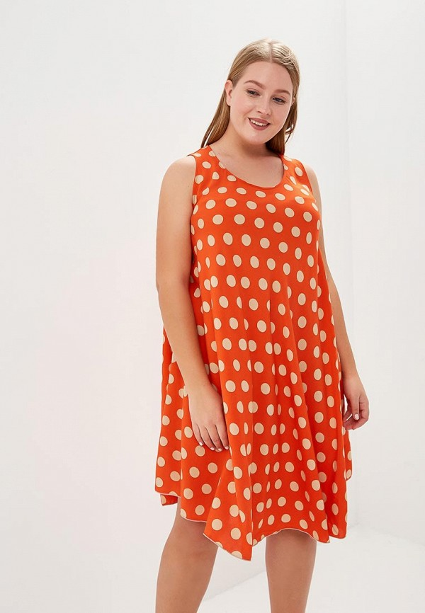 Купить Платье Magwear, MP002XW19E1R, оранжевый, Весна-лето 2018