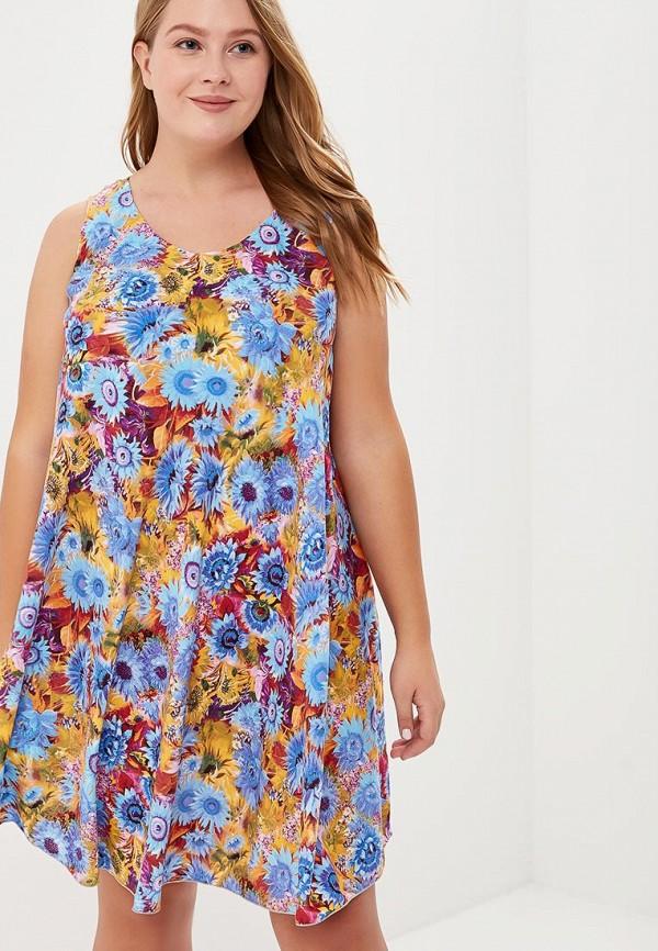 Купить Платье Magwear, MP002XW19E1U, разноцветный, Весна-лето 2018