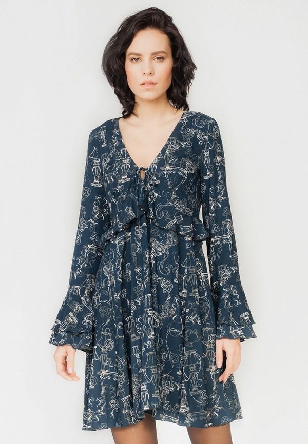 Платье Yusko Yusko MP002XW19EE0 платье yusko yusko mp002xw1928i