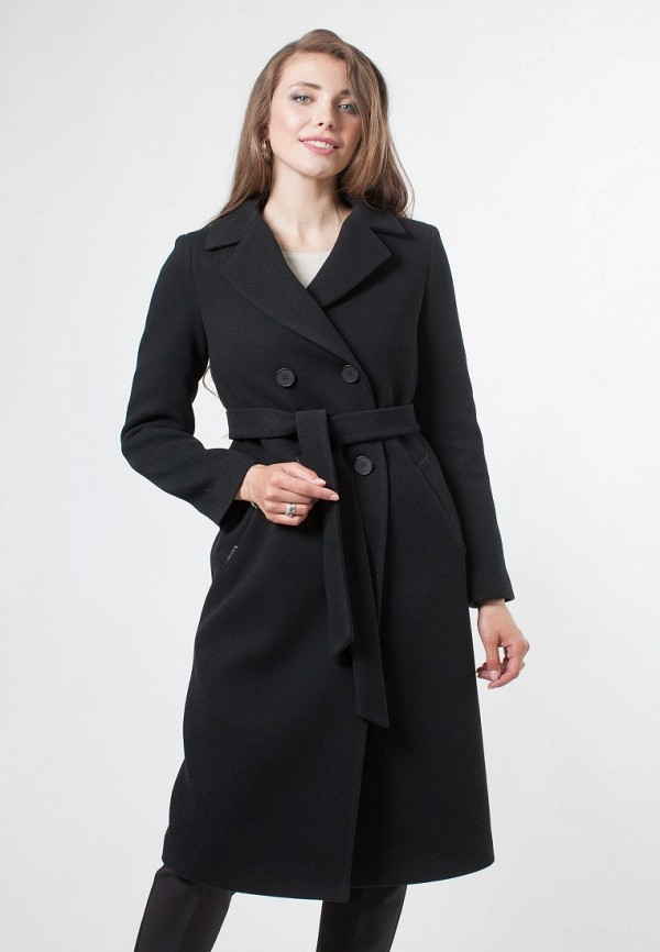 Купить Пальто Shartrez, mp002xw19ee8, черный, Осень-зима 2018/2019