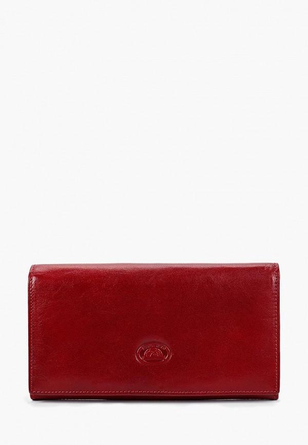 Купить Женский кошелек или портмоне Tony Perotti красного цвета