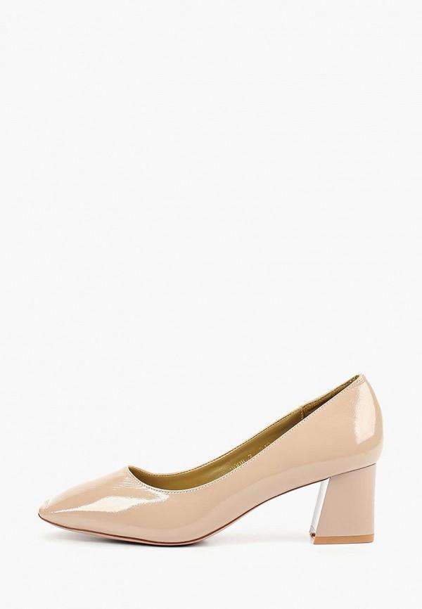 женские туфли sprincway, бежевые