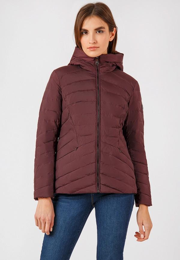 Купить Куртка утепленная Finn Flare, MP002XW19EO5, бордовый, Осень-зима 2018/2019