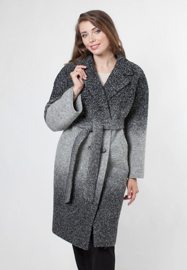 Купить Пальто Shartrez, mp002xw19ep6, серый, Осень-зима 2018/2019