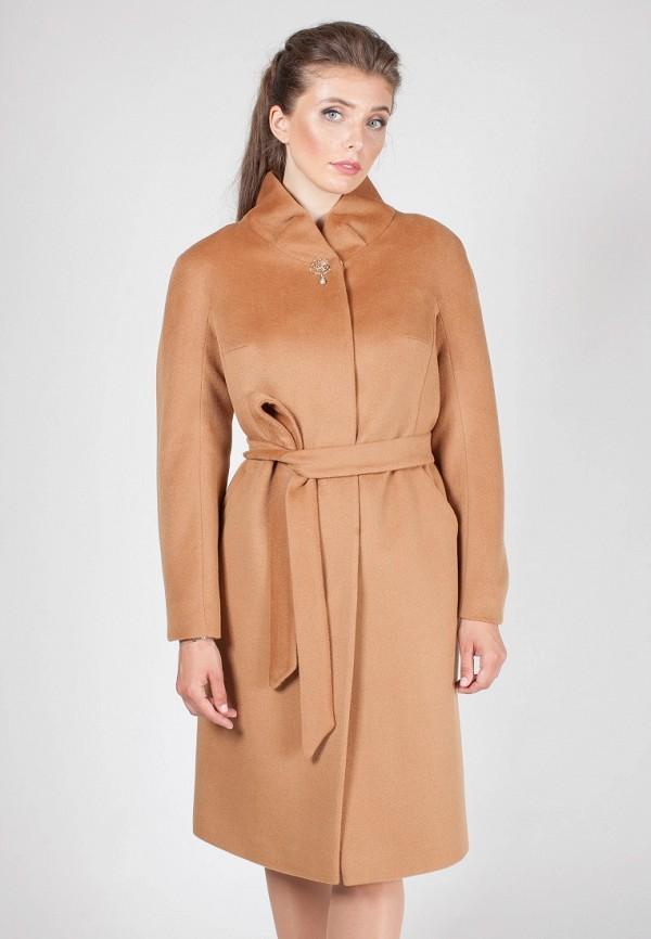 Пальто SHARTREZ, MP002XW19EQ9, коричневый, Осень-зима 2018/2019  - купить со скидкой
