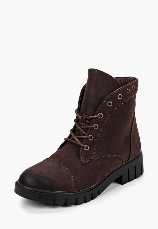 Купить Ботинки T.Taccardi, mp002xw19f9e, коричневый, Осень-зима 2018/2019