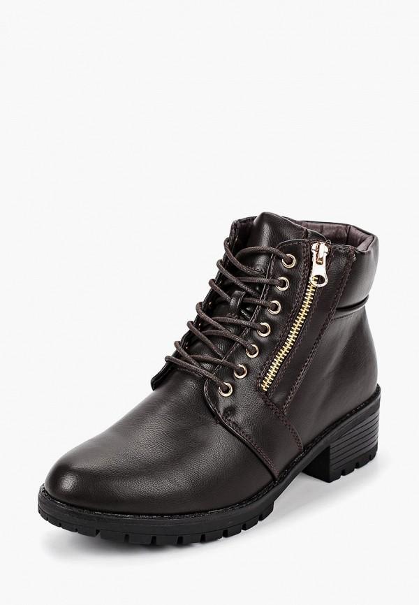 Купить Ботинки T.Taccardi, mp002xw19fbc, коричневый, Осень-зима 2018/2019