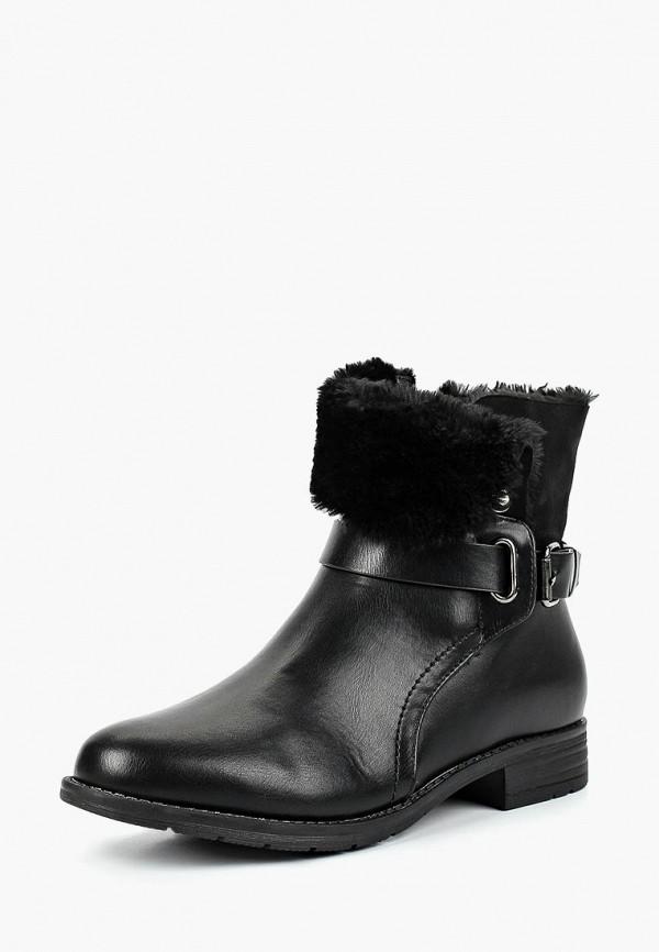 Купить Полусапоги T.Taccardi, mp002xw19fc5, черный, Осень-зима 2018/2019