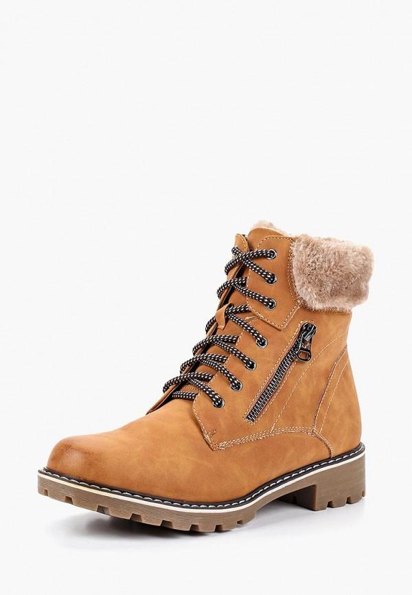 Купить Ботинки T.Taccardi, mp002xw19fdl, коричневый, Осень-зима 2018/2019