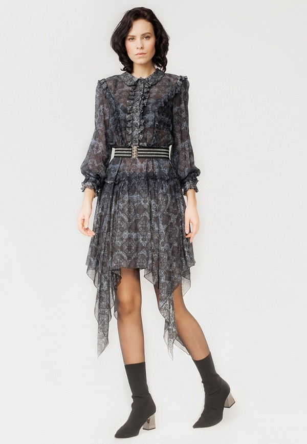 Платье Yusko Yusko MP002XW19FI3 платье yusko yusko mp002xw1928i