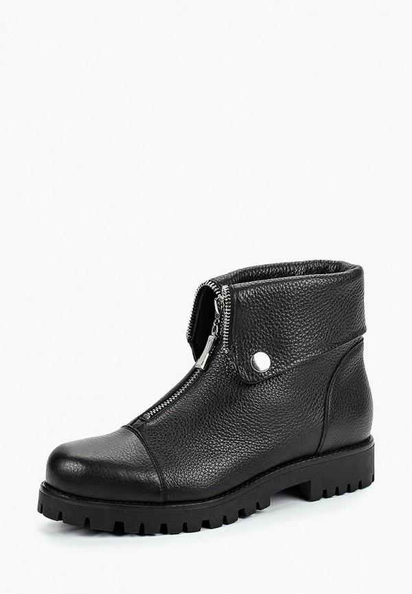 женские ботинки dolce vita, черные