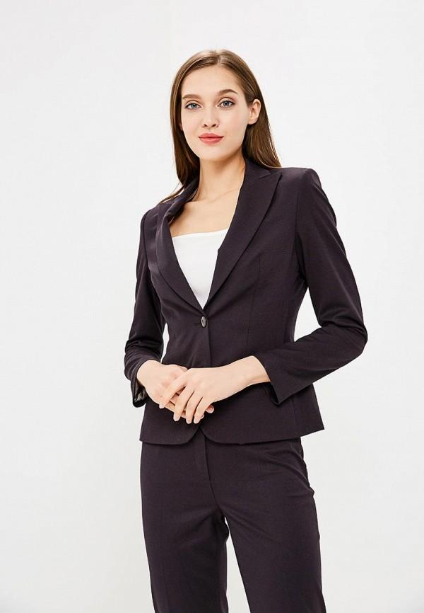 Купить Пиджак la Biali, MP002XW19FK7, бордовый, Осень-зима 2018/2019