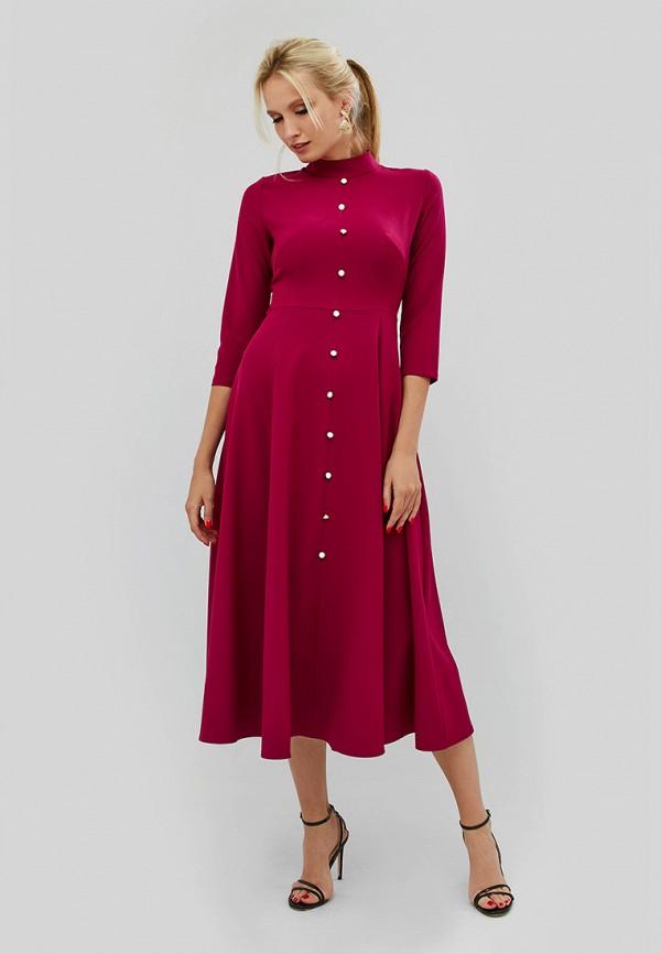 Купить Платье Cardo, mp002xw19fpf, бордовый, Осень-зима 2018/2019