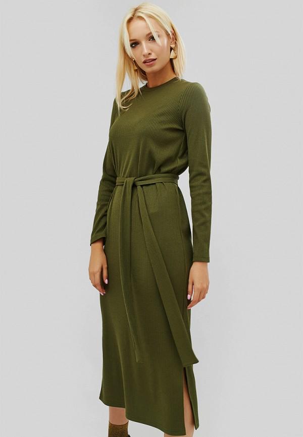 женское платье cardo, хаки