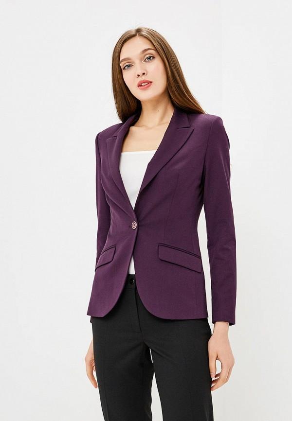 Купить Пиджак la Biali, MP002XW19FQ7, фиолетовый, Осень-зима 2018/2019