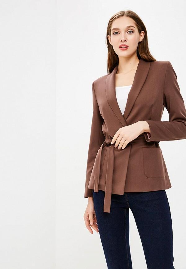 Пиджак la Biali, MP002XW19FQD, коричневый, Осень-зима 2018/2019  - купить со скидкой