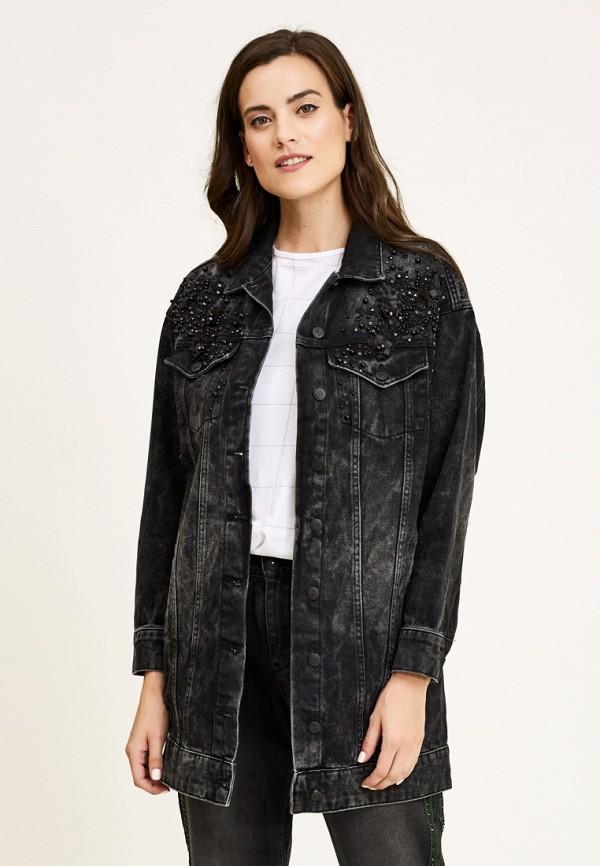 Куртка джинсовая DSHE DSHE MP002XW19FSB