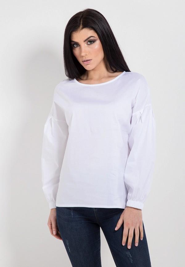 женская блузка bessa, белая