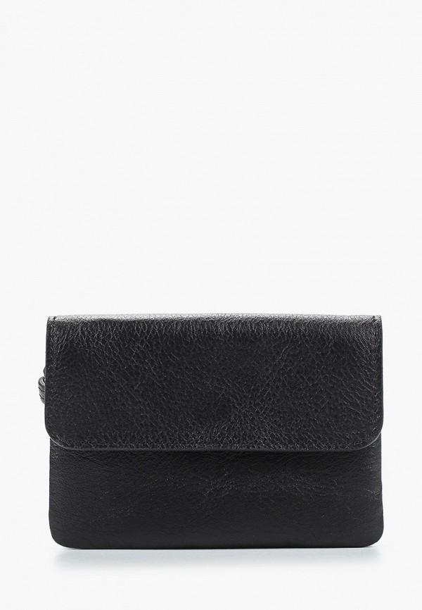 женский кошелёк zavtra, черный