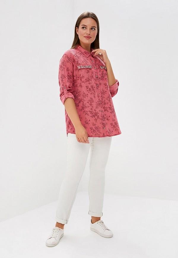 Рубашка DSHE цвет розовый  Фото 2