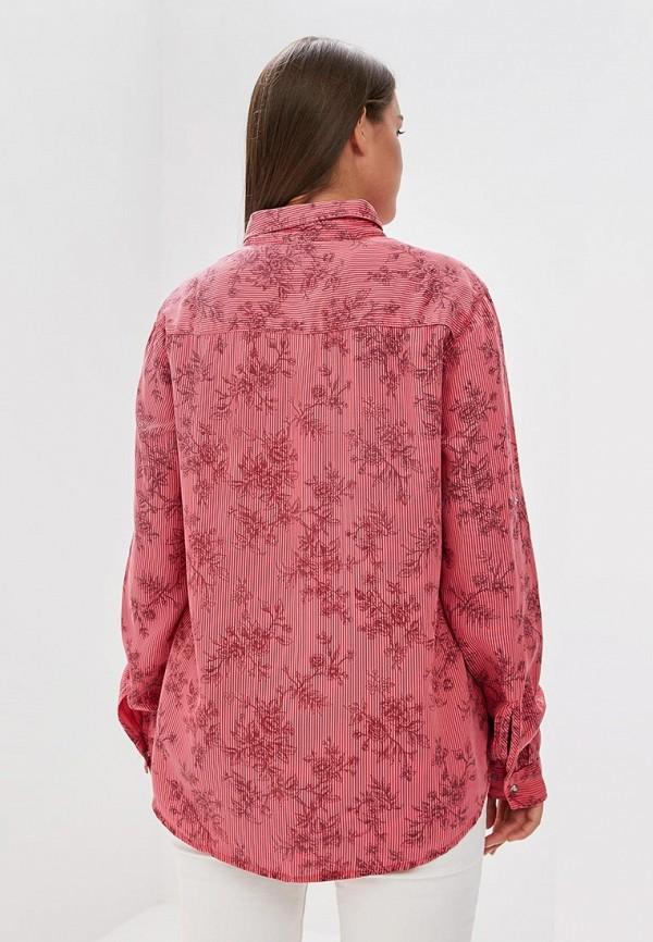 Рубашка DSHE цвет розовый  Фото 3