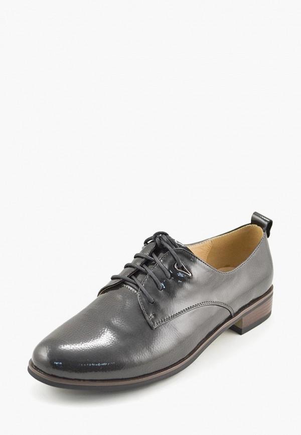 женские ботинки libellen, серые