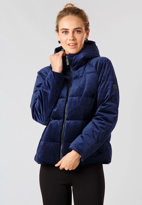Купить Куртка утепленная Finn Flare, MP002XW19G4R, синий, Осень-зима 2018/2019