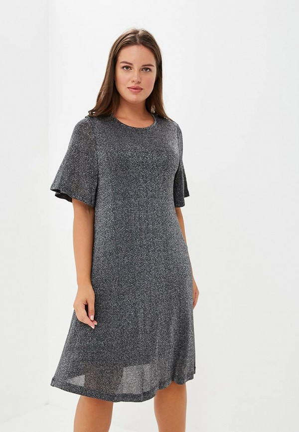 Платье Forus цвет черный