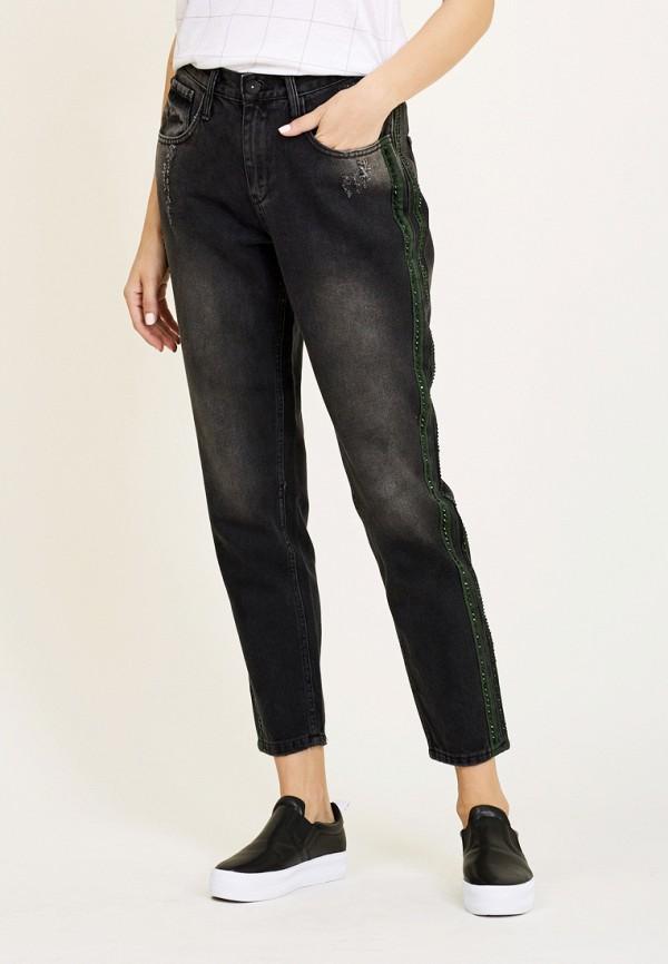 женские прямые джинсы dshe, серые
