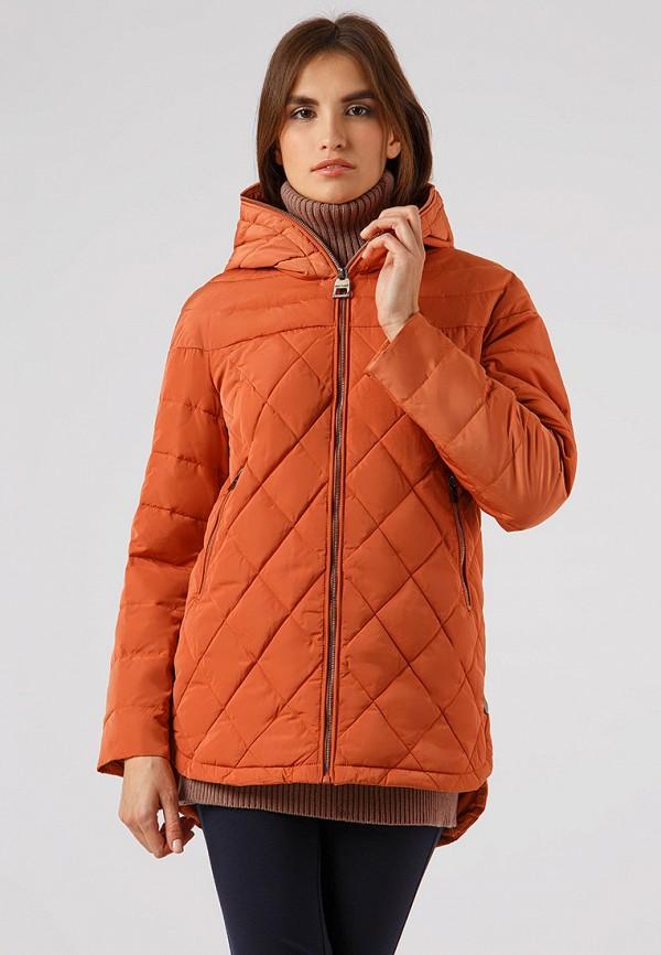 Купить Куртка утепленная Finn Flare, MP002XW19G7K, коричневый, Осень-зима 2018/2019