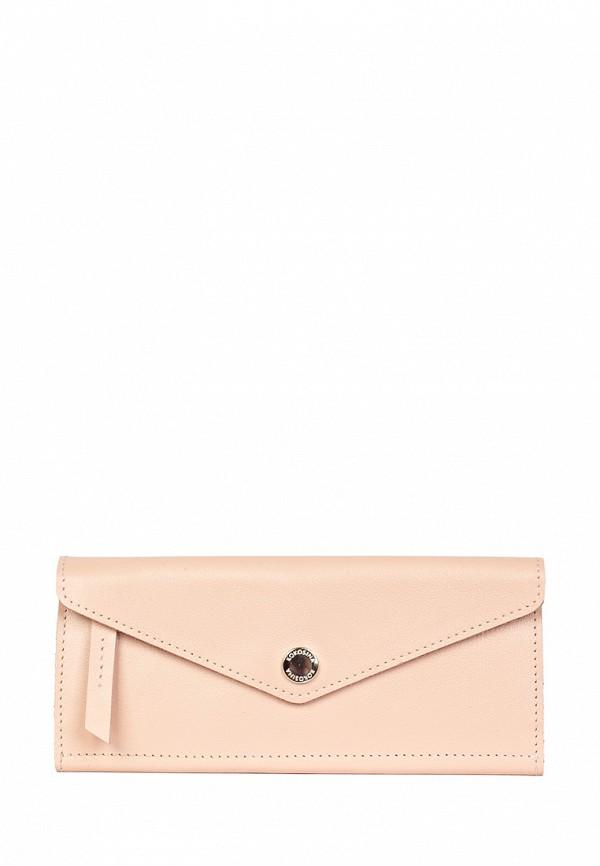 женский кошелёк kokosina, розовый