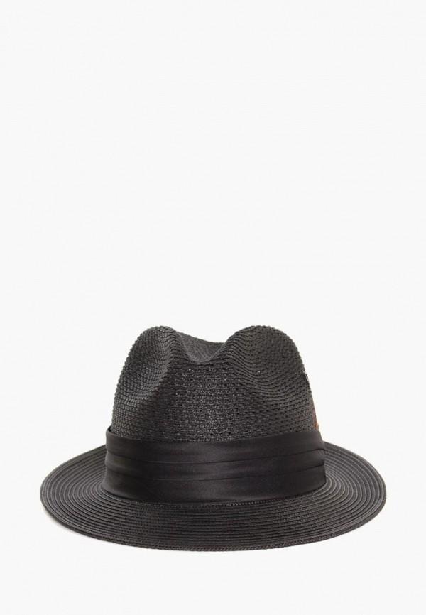 Фото 5 - женскую шляпу Anna Bask черного цвета