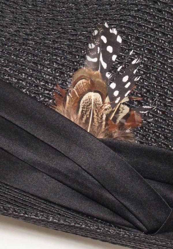 Фото 8 - женскую шляпу Anna Bask черного цвета