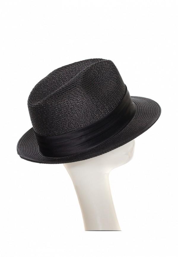 Фото 3 - женскую шляпу Anna Bask черного цвета