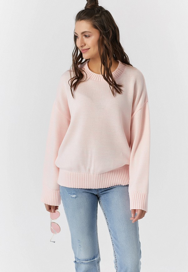 Купить Джемпер Fly, mp002xw19gai, розовый, Весна-лето 2019