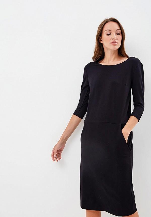 Купить Платье Olga Skazkina, MP002XW19GBW, черный, Осень-зима 2018/2019