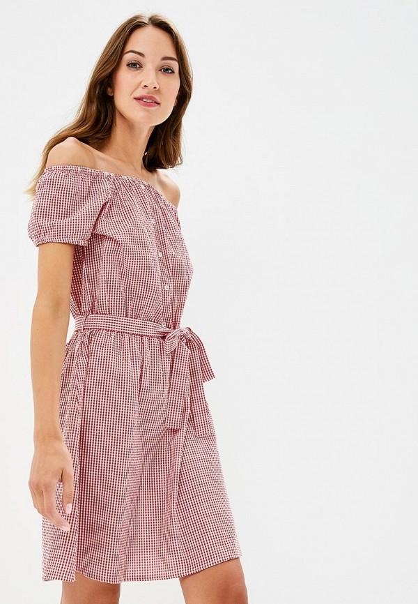 Платье Top Secret Top Secret MP002XW19GGA black sexy lace up design plain halter sleeveless crop top