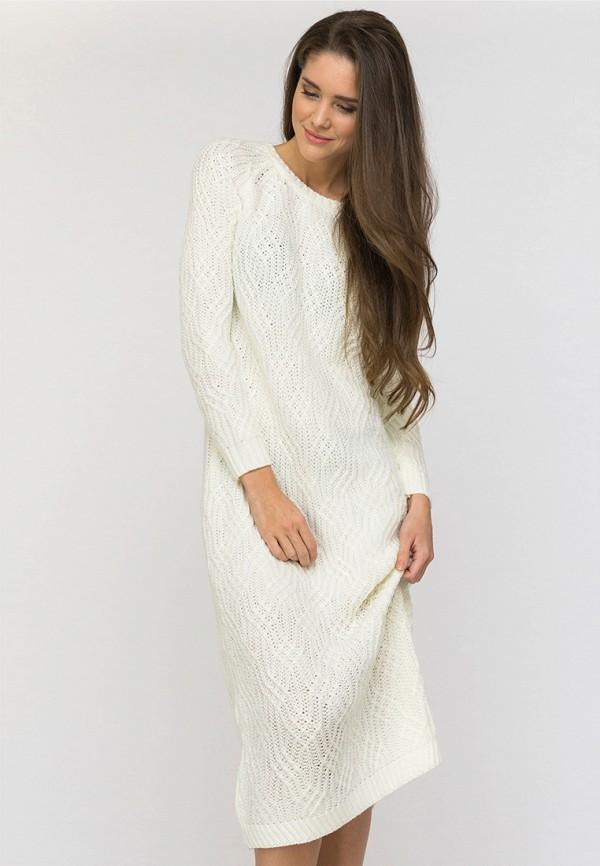 Фото - Платье Topsandtops белого цвета