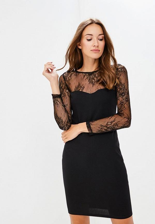 Купить Платье Incity, MP002XW19GSV, черный, Осень-зима 2018/2019