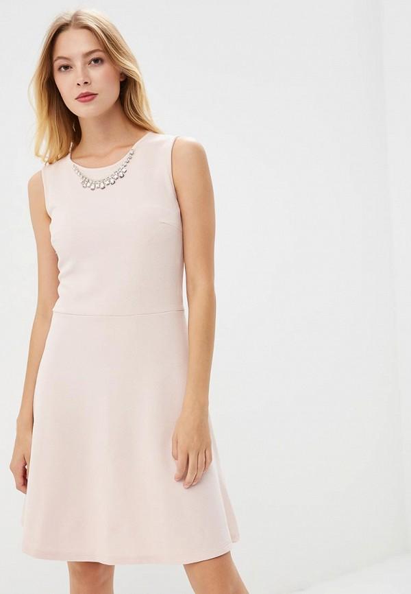Купить Платье Incity, mp002xw19gt1, розовый, Осень-зима 2018/2019
