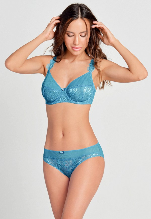 Комплект Love and Bra Love and Bra MP002XW19GUM soft cup seamless bra
