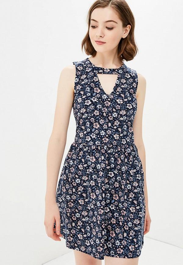 Фото - Платье Colin's синего цвета