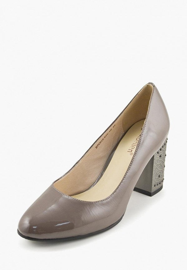 женские туфли libellen, бежевые