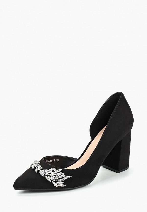 Купить Туфли T.Taccardi, mp002xw19h5c, черный, Осень-зима 2018/2019