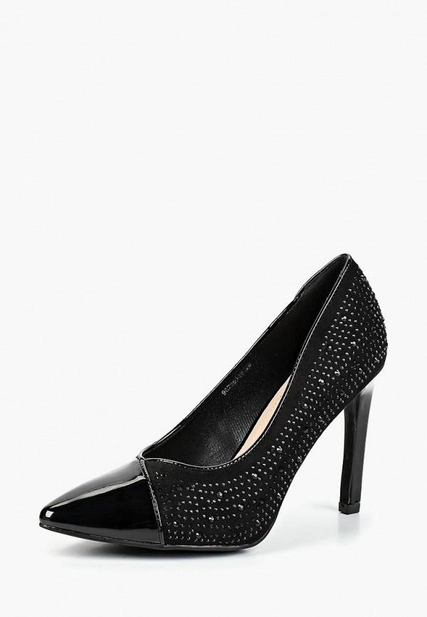 Купить Туфли T.Taccardi, mp002xw19h5h, черный, Осень-зима 2018/2019