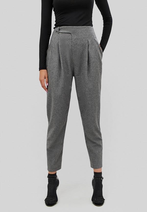 женские повседневные брюки cardo, серые