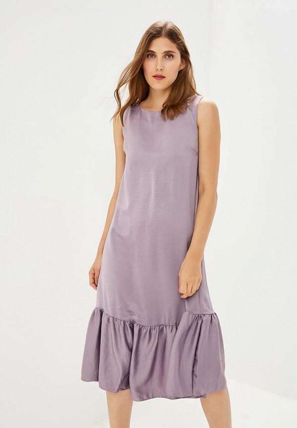 женское повседневные платье xarizmas, фиолетовое
