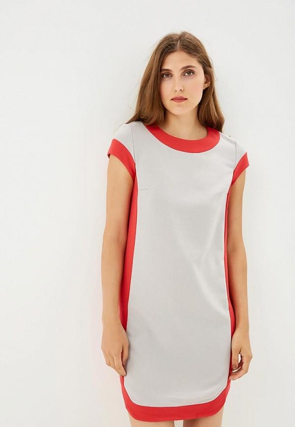 женское платье xarizmas, серое